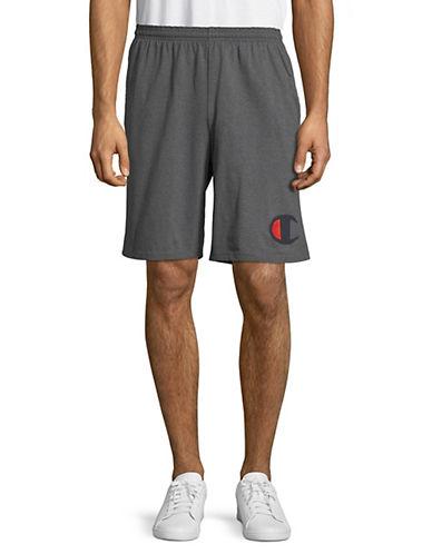 Champion Classic Jersey Shorts-GRANITE HEATHER-XX-Large 90025898_GRANITE HEATHER_XX-Large
