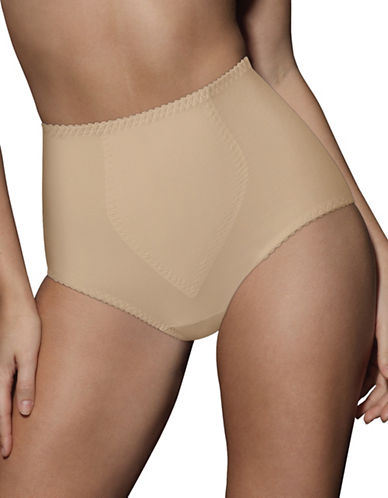 Bali Two-Pack Control Tummy Briefs-NATURAL-XXX-Large