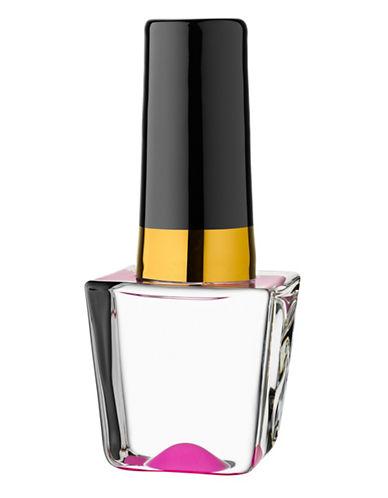 Kosta Boda Makeup Nail Polish Figurine-PINK-Medium