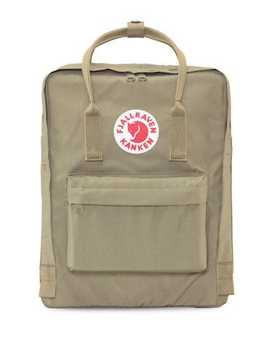Fjallraven Kanken Backpack-PUTTY-One Size
