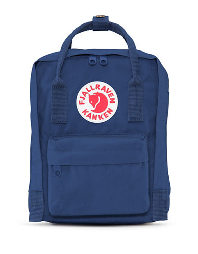 Fjallraven Kanken Mini Backpack-ROYAL BLUE-One Size