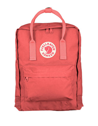 Fjallraven Kanken Backpack-PEACH PINK-One Size