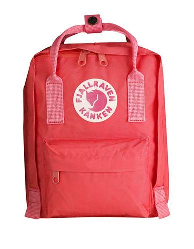 Fjallraven Kanken Mini Backpack-PEACH-One Size