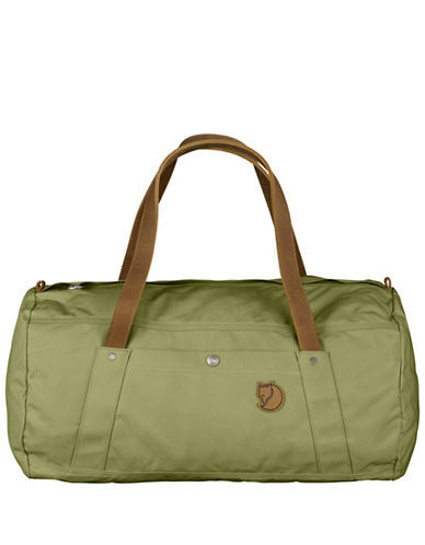 Fjallraven Duffel No. 4 Bag-GREEN-One Size
