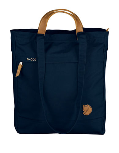 Fjallraven Sturdy Totepack Number 1-NAVY-One Size