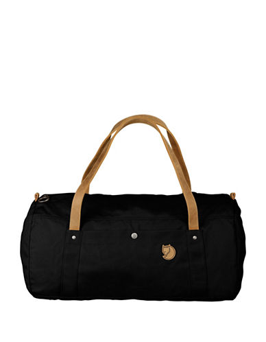 Fjallraven Duffel No. 4 Large-BLACK-13