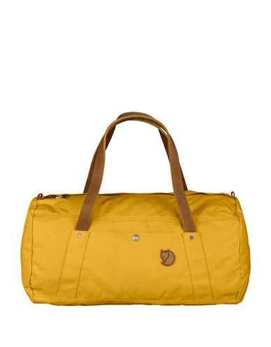 Fjallraven No. 4 Duffel Bag-OCHRE-One Size