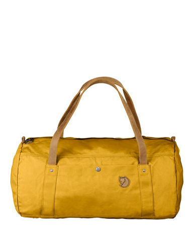 Fjallraven Duffel No. 4 Large-OCHRE-13