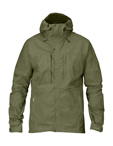 Fjallraven Skogso Trekking Jacket-GREEN-Medium 88325164_GREEN_Medium