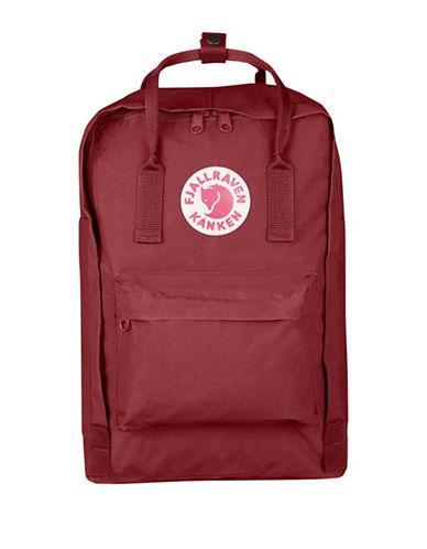 Fjallraven Kanken Solid Backpack-RED-One Size