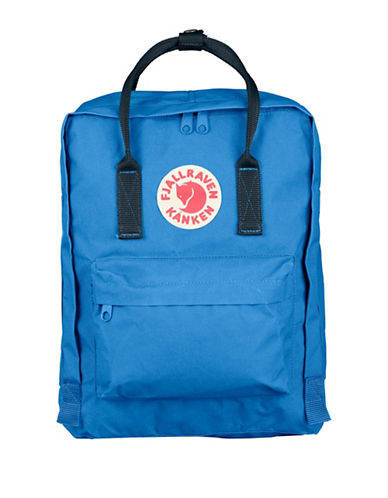 Fjallraven Kanken Backpack-BLUE NAVY-One Size