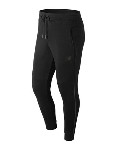 New Balance 247 Sport Knit Jogger Pants-BLACK-Medium 89964799_BLACK_Medium