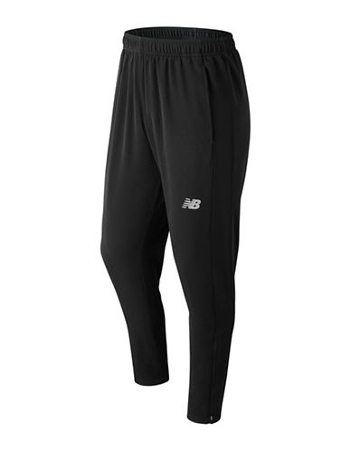 New Balance Woven Track Pants-BLACK-Medium 89964789_BLACK_Medium