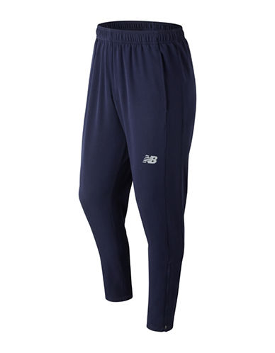 New Balance Woven Track Pants-BLUE-X-Large 89964796_BLUE_X-Large