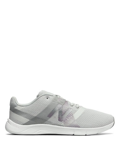 New Balance Womens Ribbed Slip-On Sneakers-ARCTIC FOX-8.5