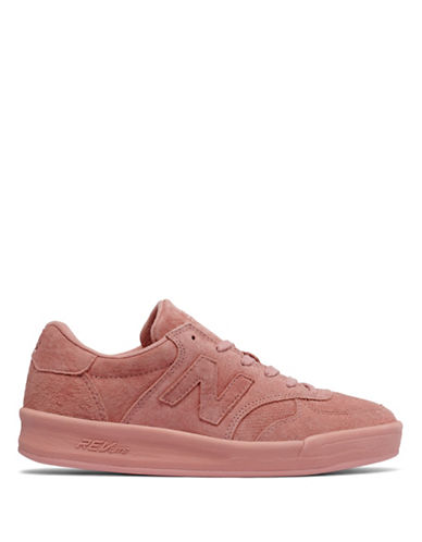 New Balance Suede Courts Sneakers-DUSTY ROSE-5.5