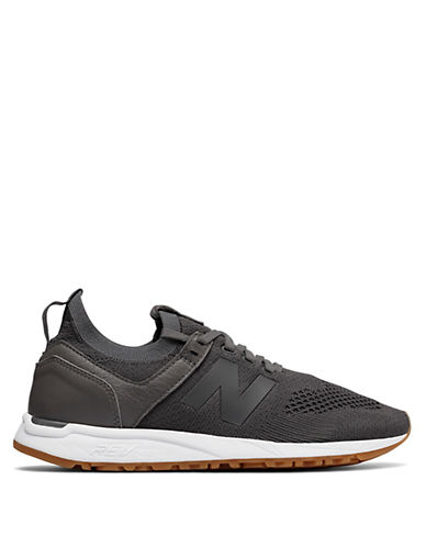 new balance women's 247 decon knit sneakers
