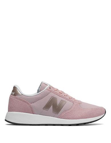 New Balance Womens 215 Sneaker-ROSEGOLD-7.5
