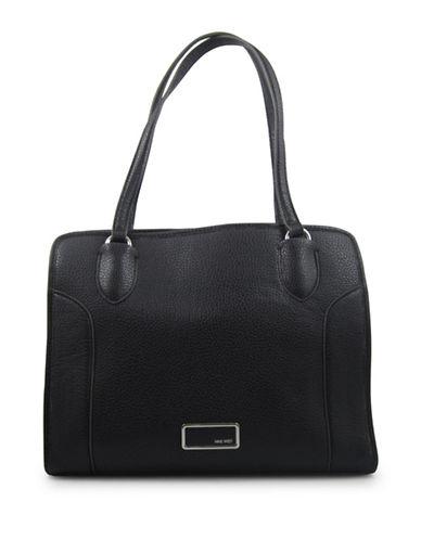 Nine West Suit Reboot Carryall Bag-BLACK-One Size