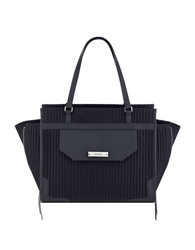 Nine West Alum The Sporting Life Tote-BLACK-One Size