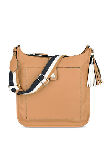 Nine West Aspen Crossbody Bag-BROWN-One Size