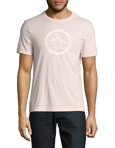 Original Penguin Graphic T-Shirt-PINK-Medium 89844313_PINK_Medium