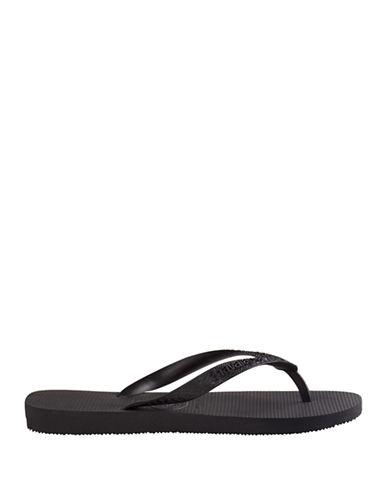 Havaianas Top Flip Flops-BLACK-41/42