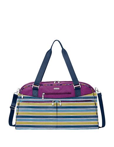 Baggallini Weekender Bag-BLUE-One Size