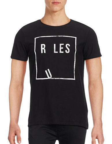 Boss Orange Graphic T-Shirt-BLACK-Medium 88824685_BLACK_Medium
