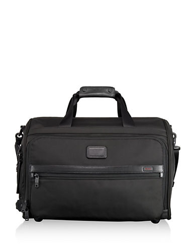Miscellaneous Framed Duffel Bag-BLACK-One Size