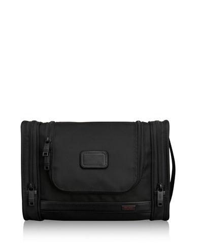 Tumi Hanging Travel Kit Bag-BLACK-4