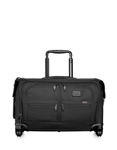 Tumi Alpha 2 Carry-On Four-Wheel Garment Bag-BLACK-15