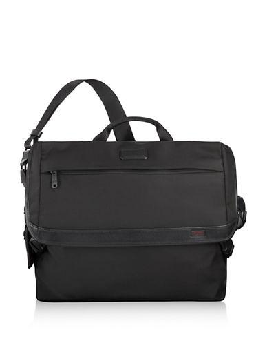 Miscellaneous Messenger Bag-BLACK-One Size