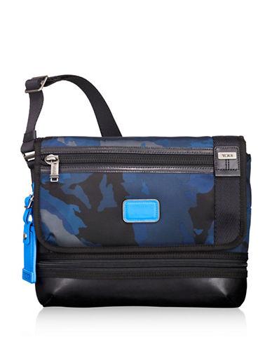 Miscellaneous Alpha Bravo Beale Crossbody Bag-BLUE-One Size
