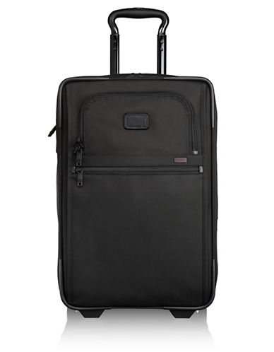 Tumi International Exp 2 Carry-On Trolley Bag-BLACK-One Size