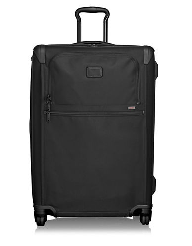 Tumi Medium Trip Expandable 4-Wheel Packing Case Trolley Bag-BLACK-29
