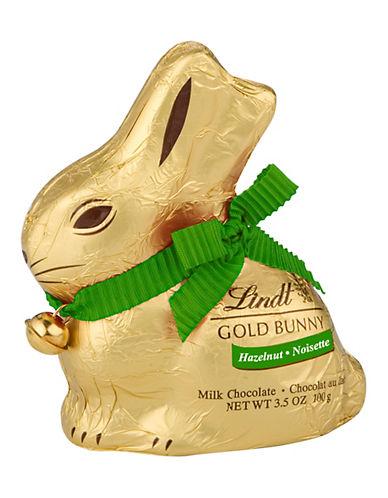 Lindt Hazelnut Gold Bunny-NO COLOUR-One Size