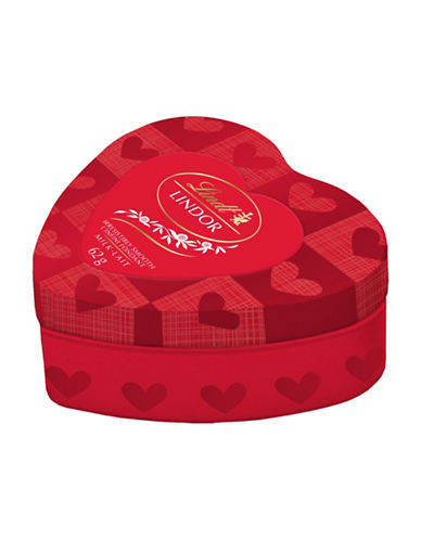 Lindt Valentine Heart Tin Gift Set-NO COLOUR-One Size