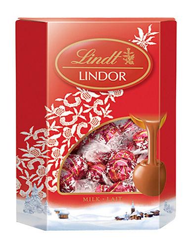 Lindt Milk Chocolate Truffles - 400g-NO COLOUR-One Size