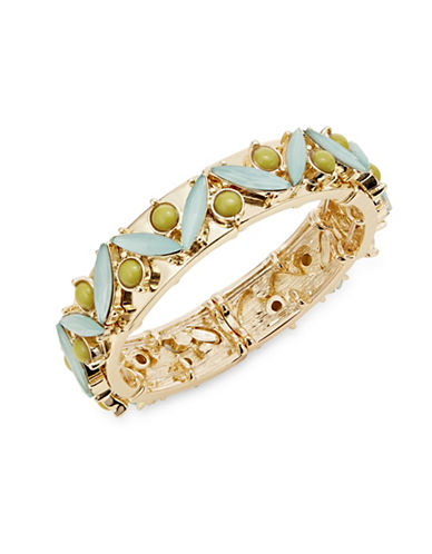 R.J. Graziano Marquis Stretch Bracelet-BLUE-One Size