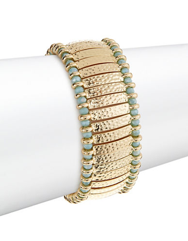 R.J. Graziano Ladder Bracelet-BLUE MULTI-One Size