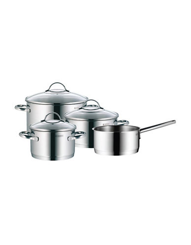 Wmf WMF Provence Plus 7 Pc Cookware Set-SILVER-One Size