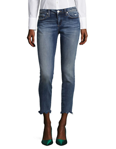 Blank Nyc Cropped Skinny Jeans-AMPED OUT-26