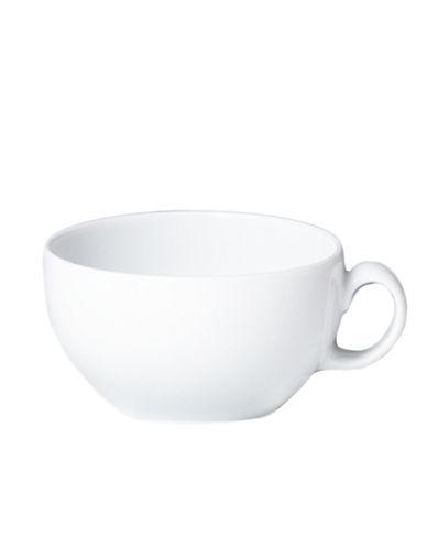 Denby White Tea Cup 33335993