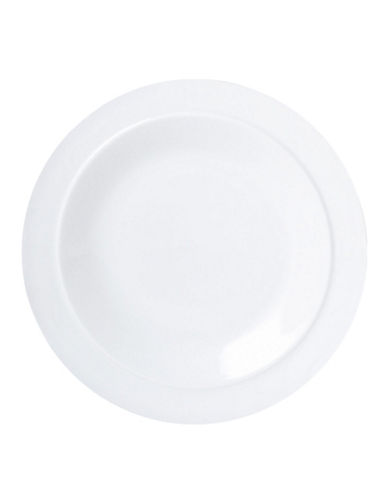Denby White Bread and Butter Plate-WHITE-7.25 Inches