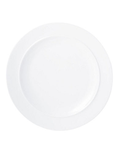 Denby White Dinner Plate-WHITE-One Size