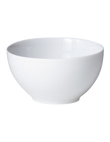 Denby White Fruit Rice Bowl-WHITE-5 Inches