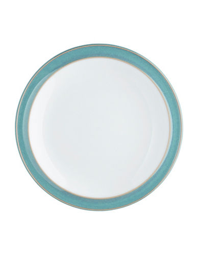 Denby Azure Stoneware Bread And Butter Plate-AQUAMARINE-7.25 Inches