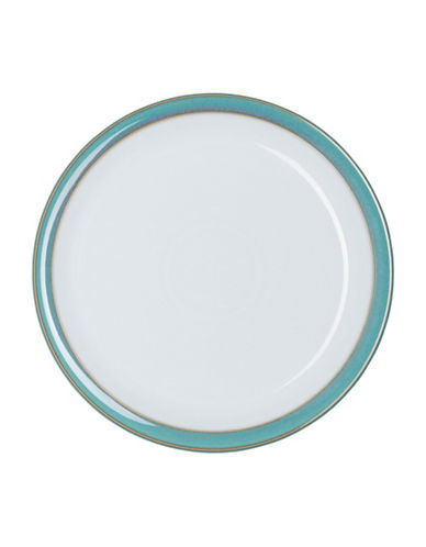 Denby Azure Stoneware Dinner Plate-AQUAMARINE-One Size