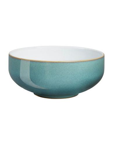 Denby Azure Stoneware Soup Cereal Bowl-AQUAMARINE-One Size